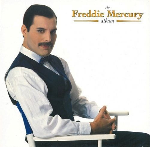 FREDDIE MERCURY The Freddie Mercury Album Vinyl Record LP Parlophone 1992